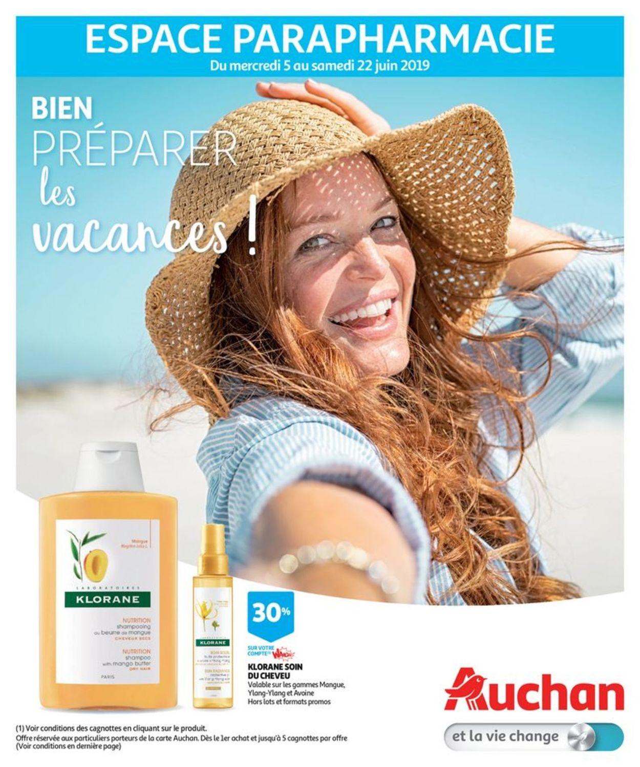 Auchan Catalogue - 05.06-22.06.2019