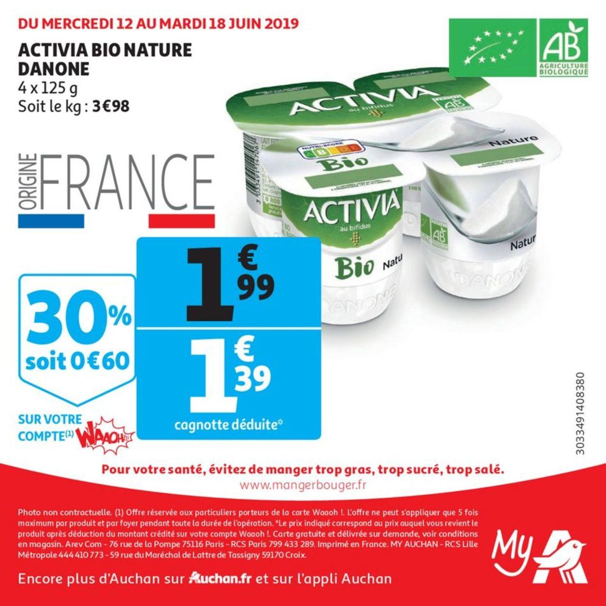Auchan Catalogue - 12.06-18.06.2019