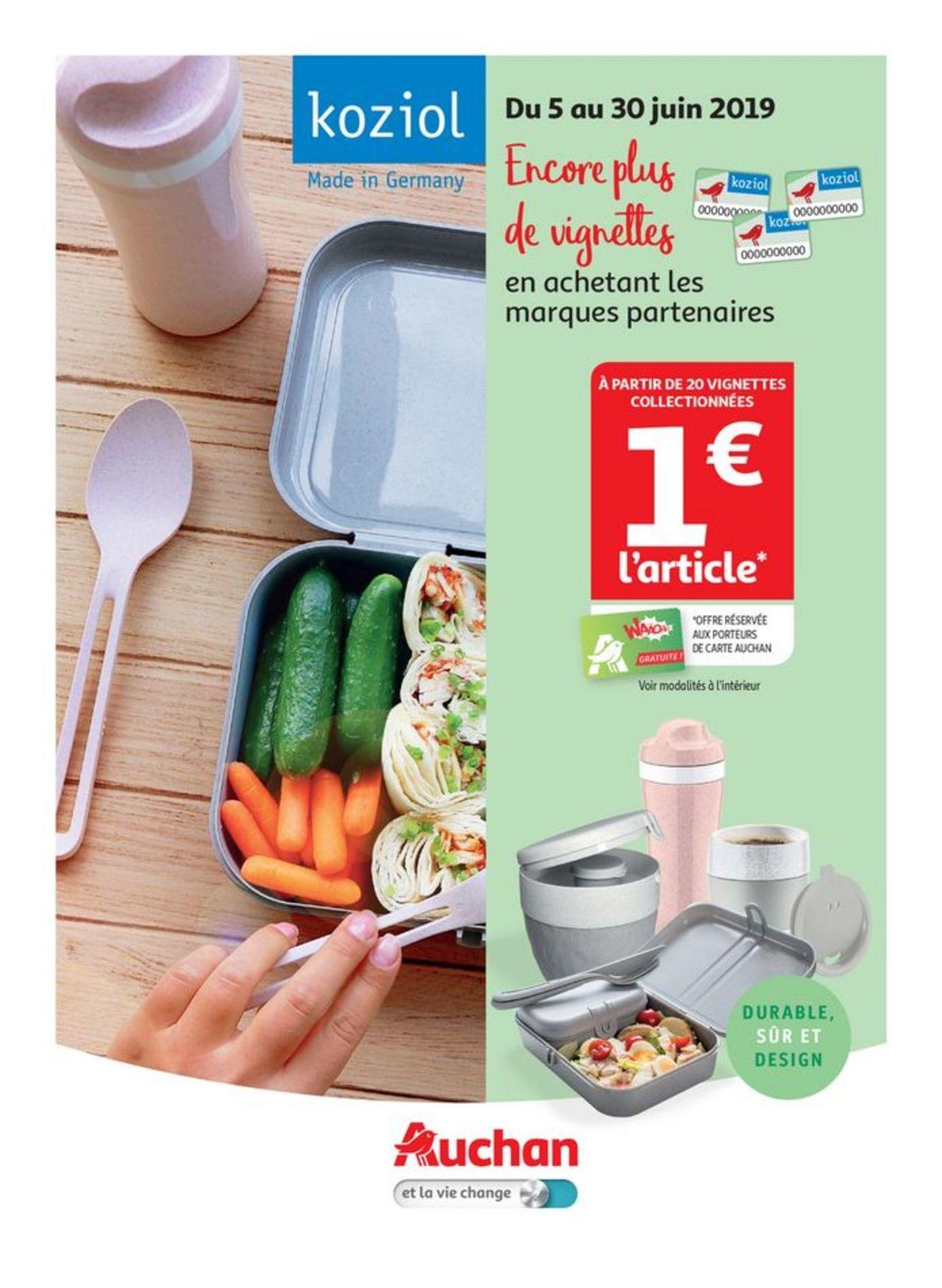Auchan Catalogue - 05.06-30.06.2019