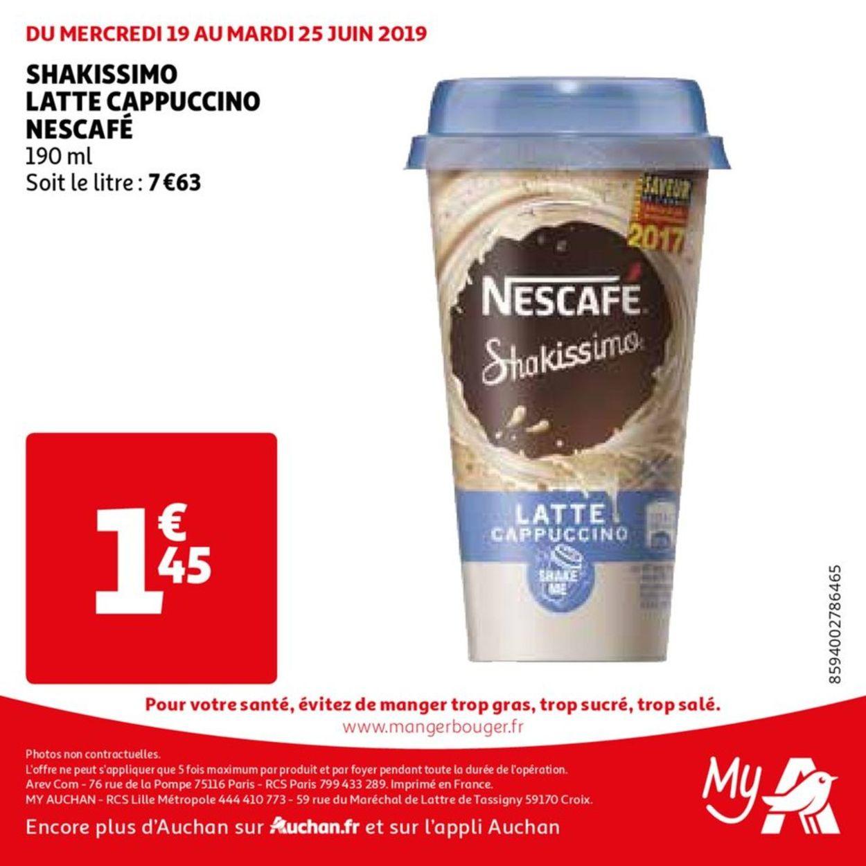 Auchan Catalogue - 19.06-25.06.2019