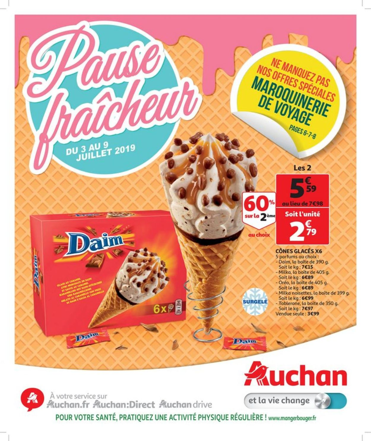 Auchan Catalogue - 01.07-09.07.2019