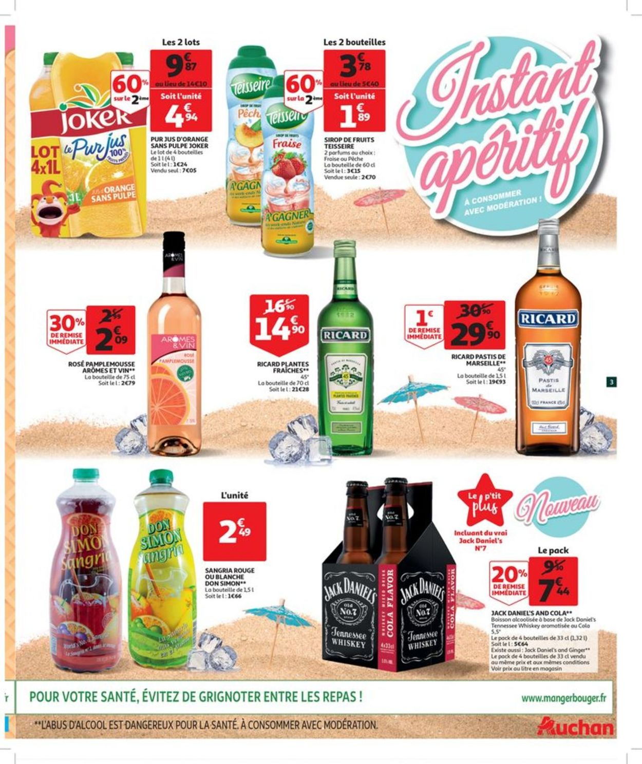 Auchan Catalogue - 01.07-09.07.2019 (Page 3)