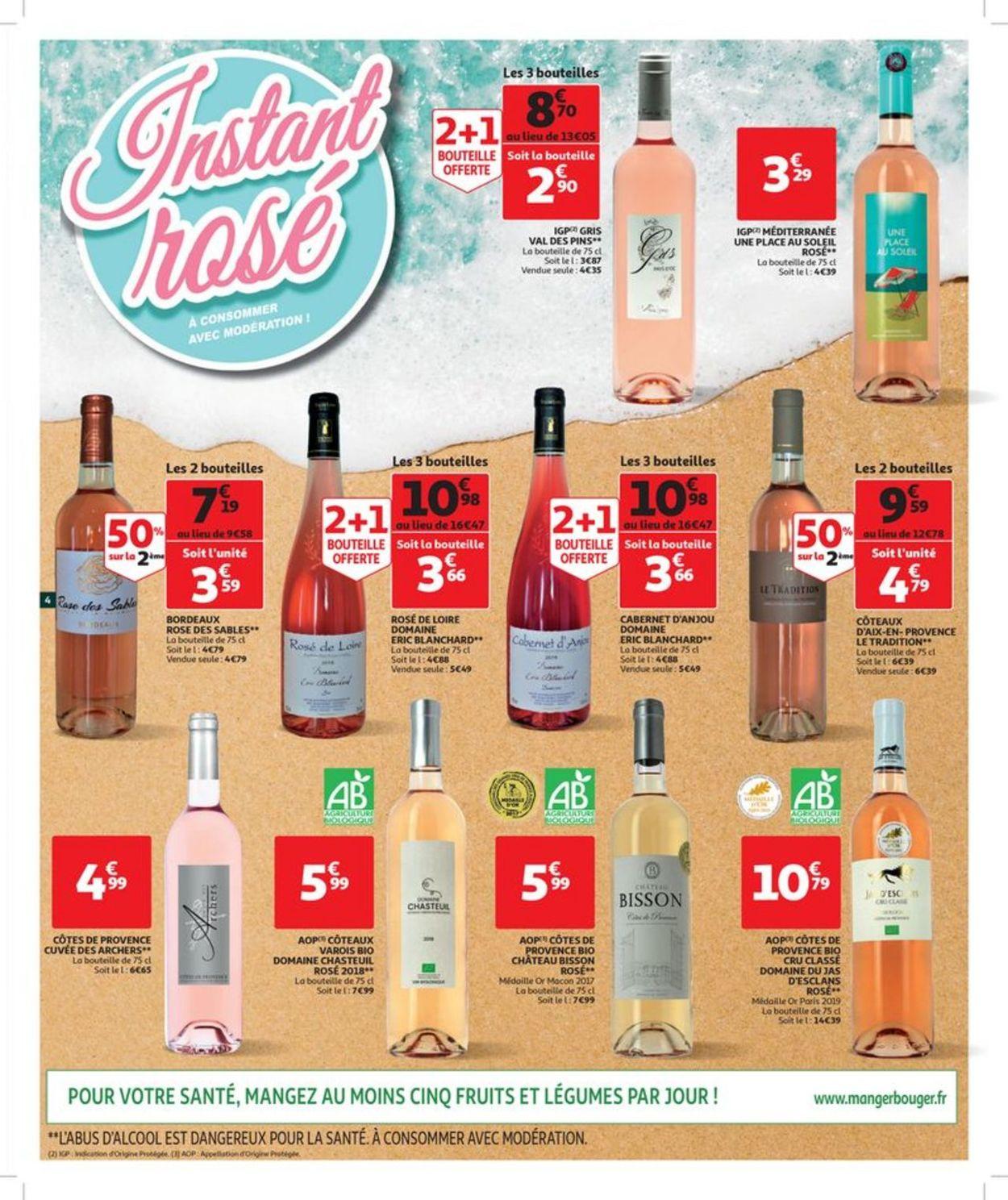 Auchan Catalogue - 01.07-09.07.2019 (Page 4)