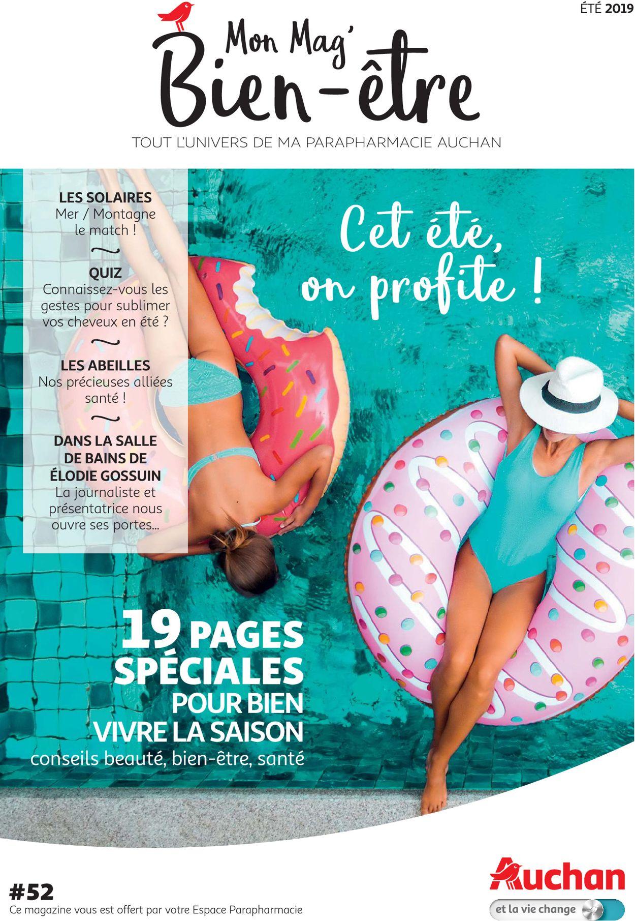 Auchan Catalogue - 10.06-02.09.2019