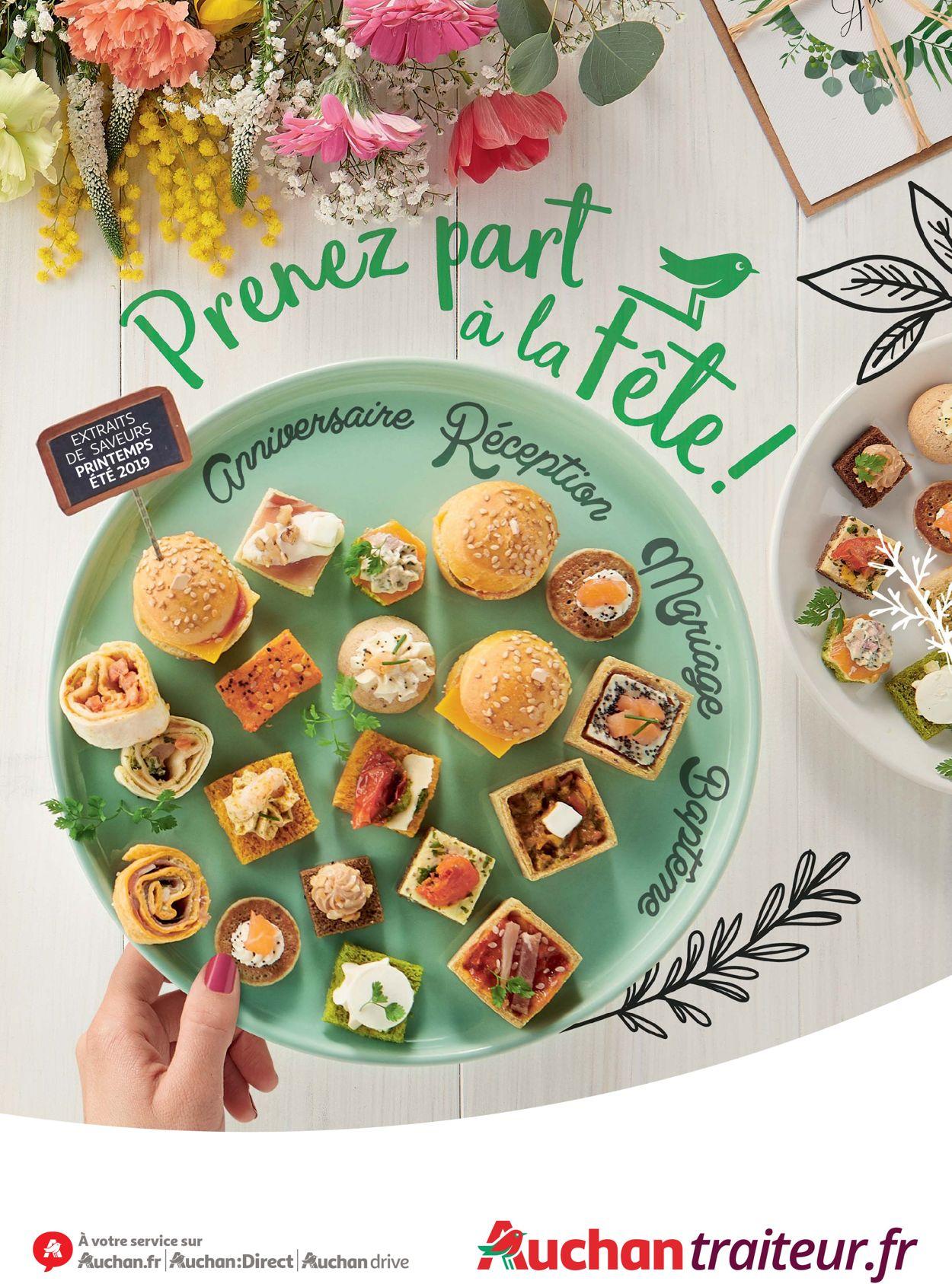Auchan Catalogue - 01.04-30.09.2019