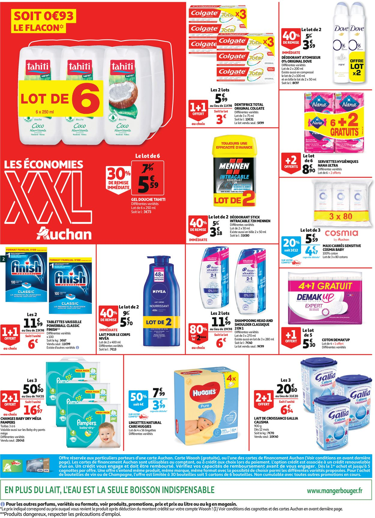 Auchan Catalogue - 31.07-10.08.2019 (Page 2)