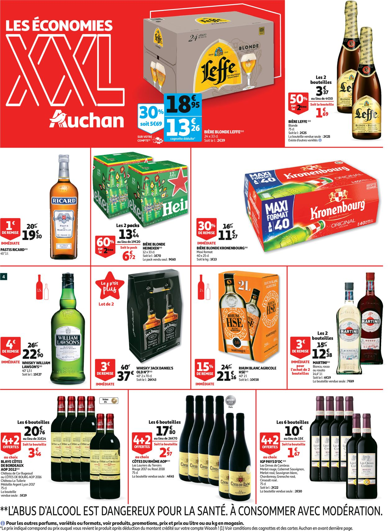 Auchan Catalogue - 31.07-10.08.2019 (Page 4)