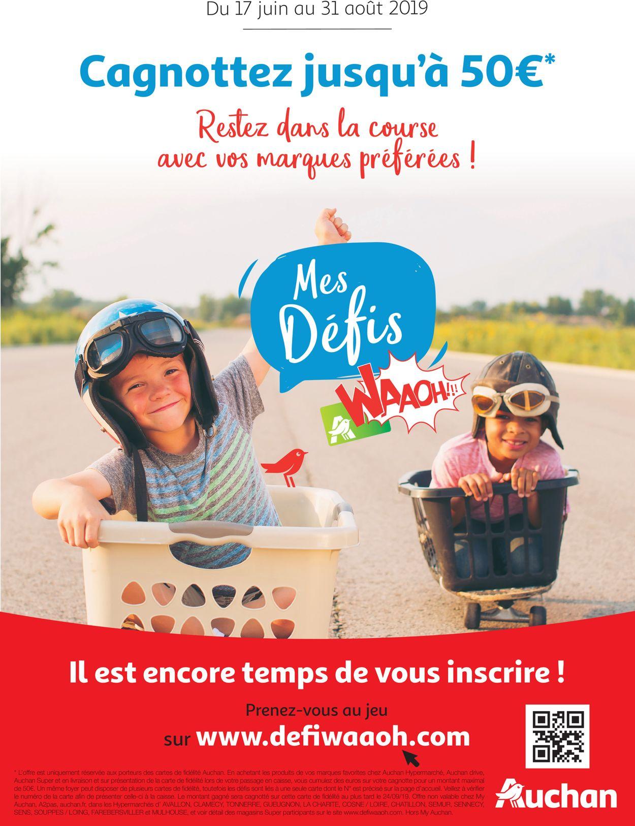 Auchan Catalogue - 31.07-10.08.2019 (Page 36)