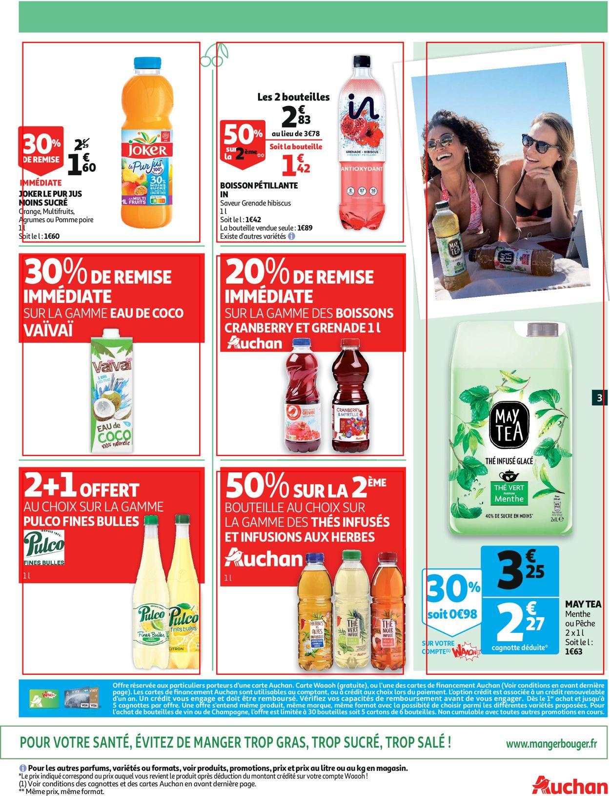 Auchan Catalogue - 13.08-20.08.2019 (Page 3)