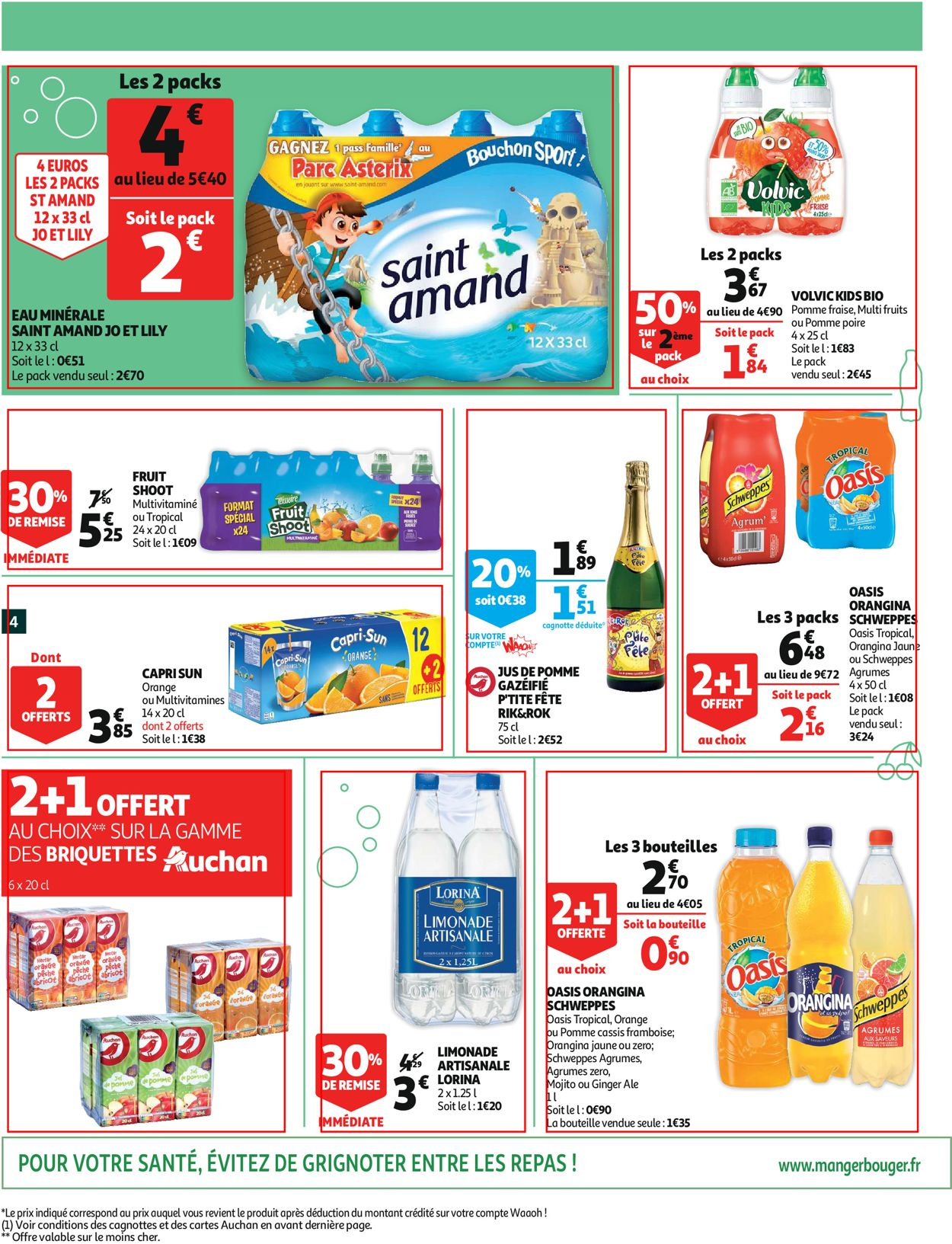 Auchan Catalogue - 13.08-20.08.2019 (Page 4)