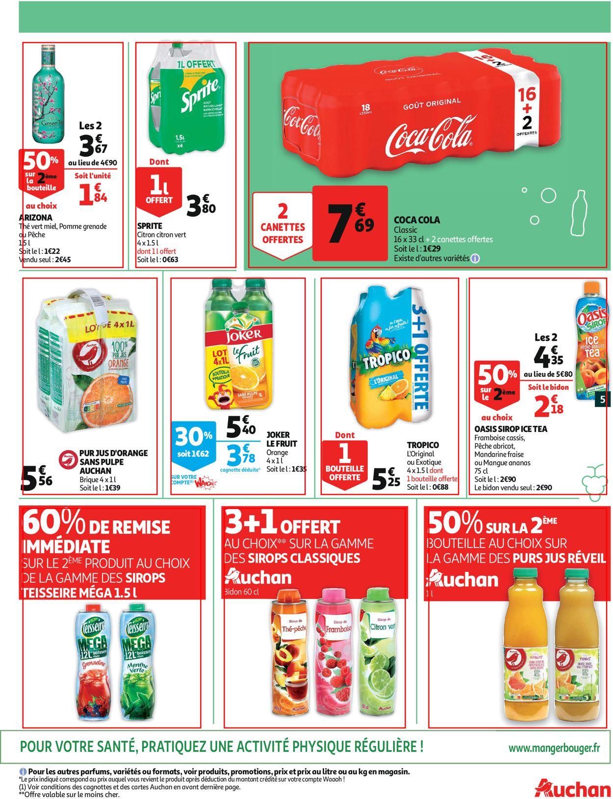 Auchan Catalogue - 13.08-20.08.2019 (Page 5)