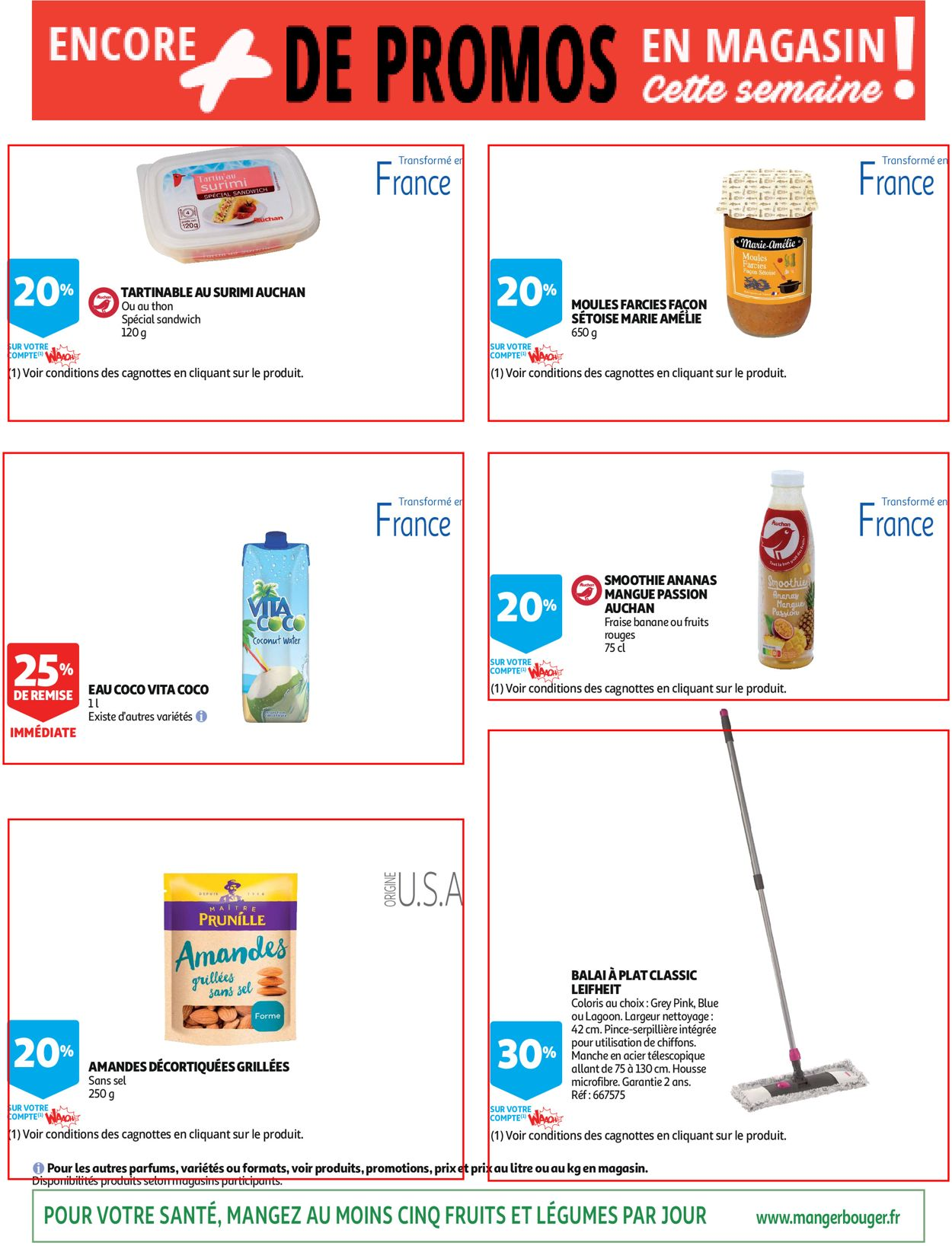 Auchan Catalogue - 13.08-20.08.2019 (Page 50)