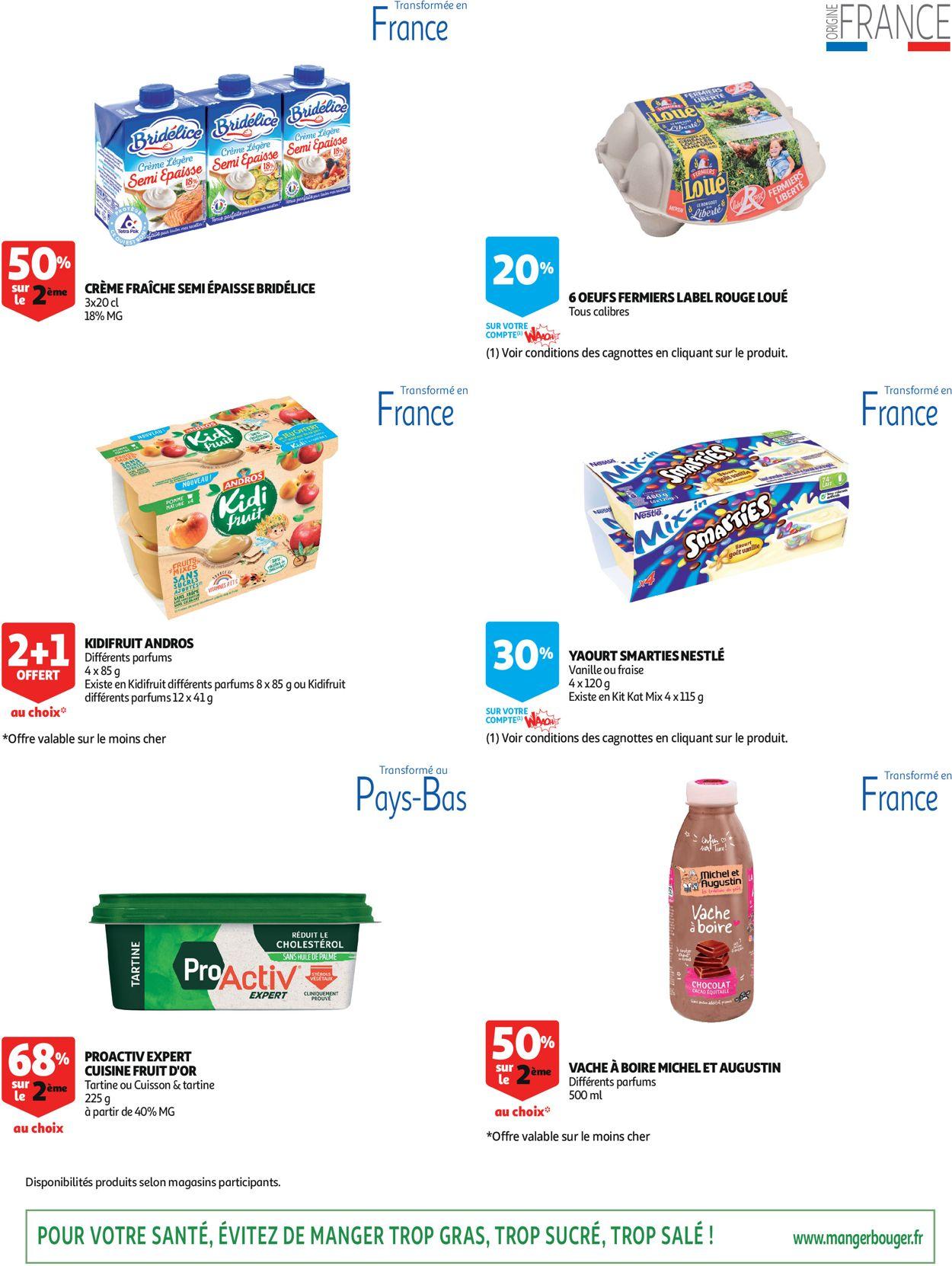 Auchan Catalogue - 04.09-17.09.2019 (Page 2)