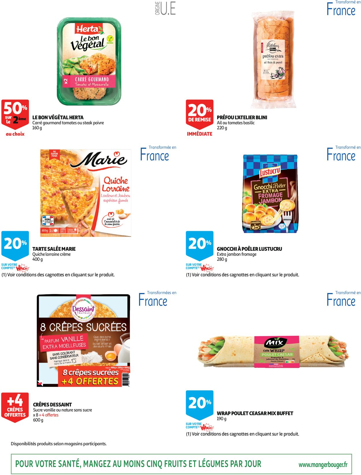 Auchan Catalogue - 04.09-17.09.2019 (Page 4)