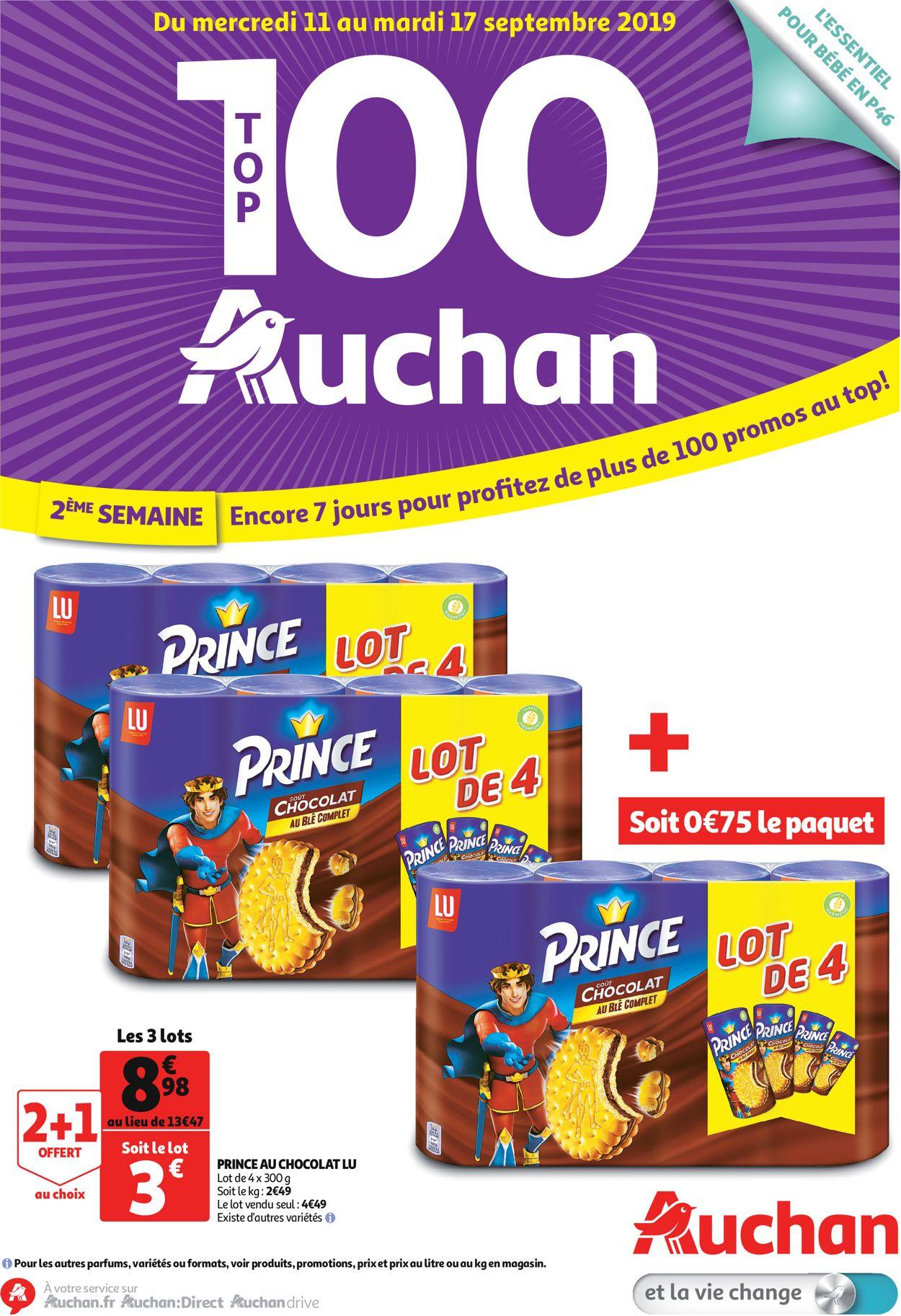 Auchan Catalogue - 11.09-17.09.2019
