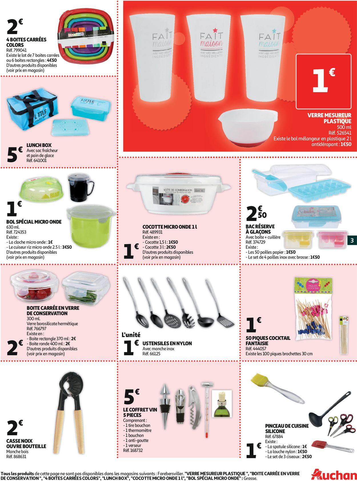 Auchan Catalogue - 18.09-24.09.2019 (Page 3)