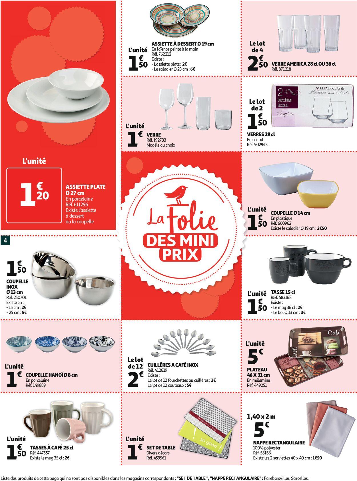 Auchan Catalogue - 18.09-24.09.2019 (Page 4)
