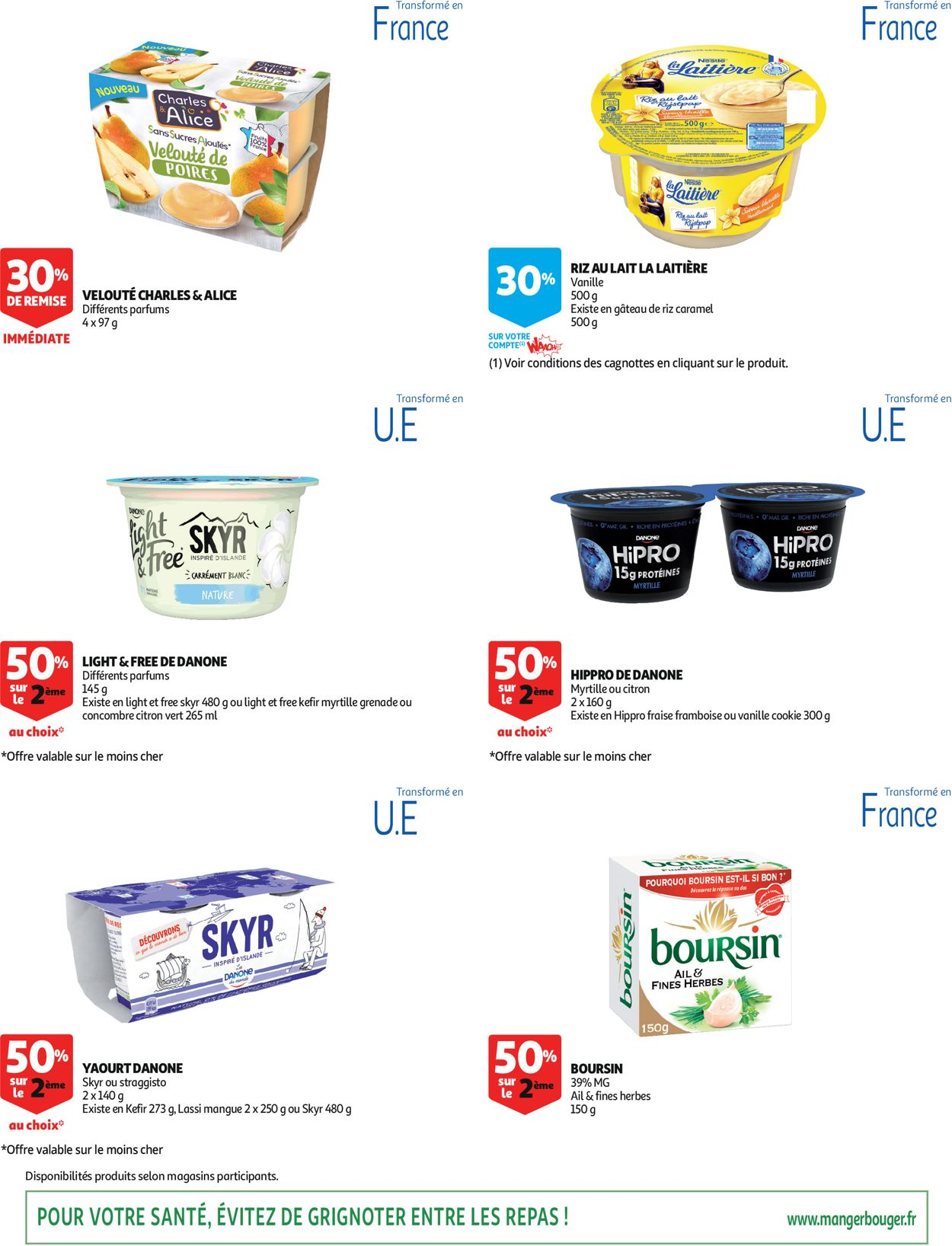 Auchan Catalogue - 02.10-15.10.2019 (Page 3)
