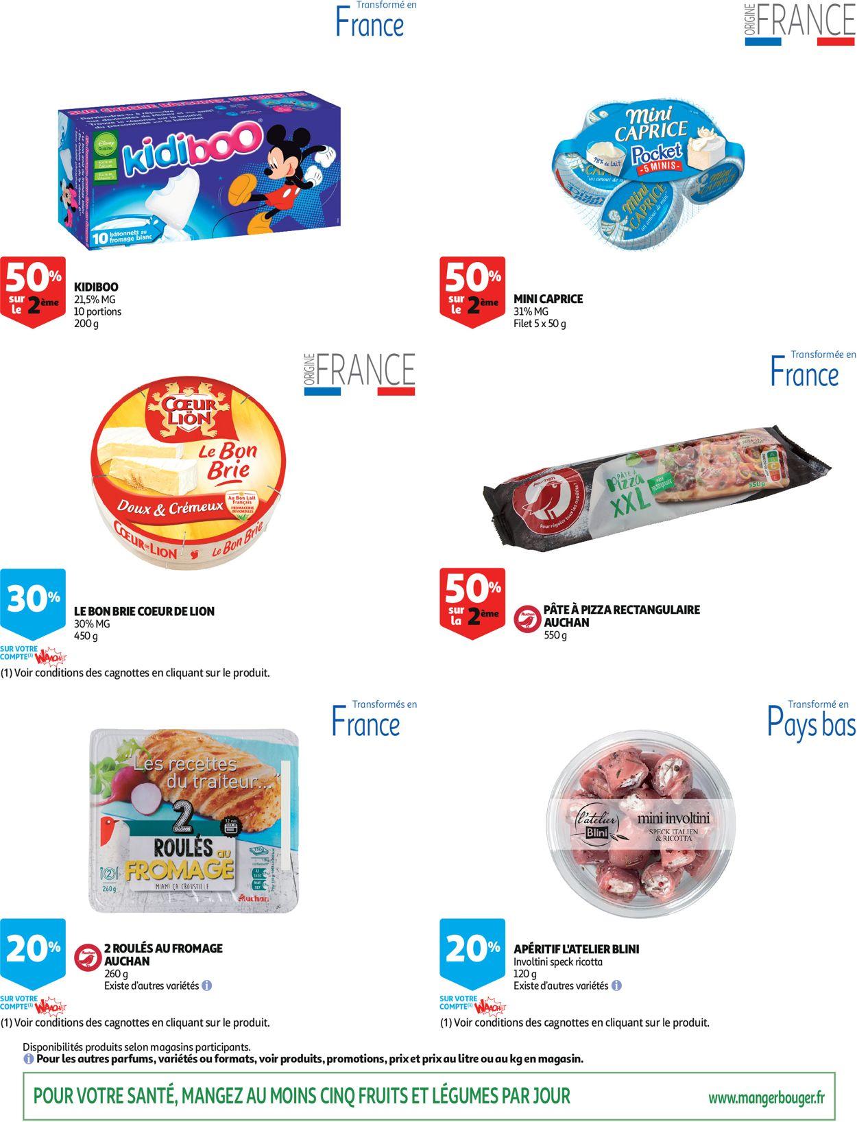 Auchan Catalogue - 02.10-15.10.2019 (Page 4)