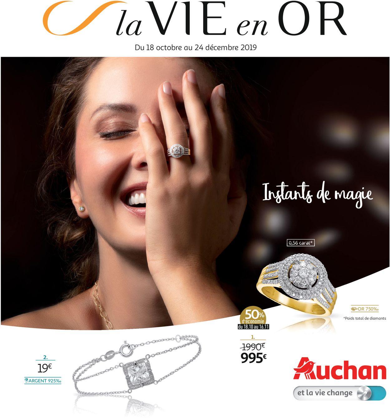 Auchan Catalogue - 18.10-24.12.2019