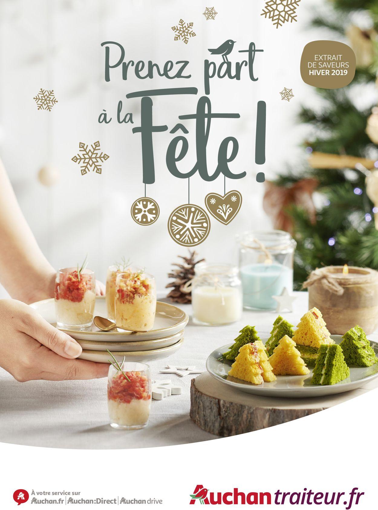 Auchan catalogue de Noël 2019 Catalogue - 15.11-26.12.2019