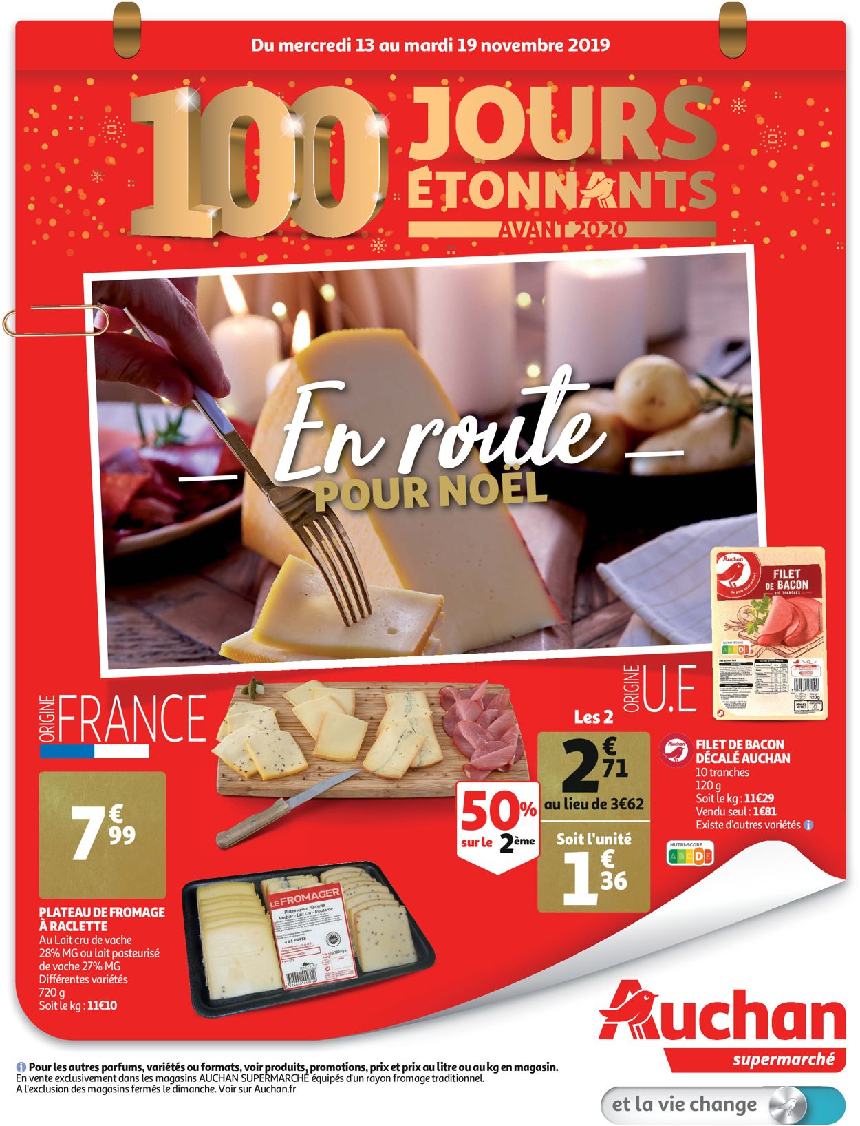 Auchan Catalogue - 13.11-19.11.2019