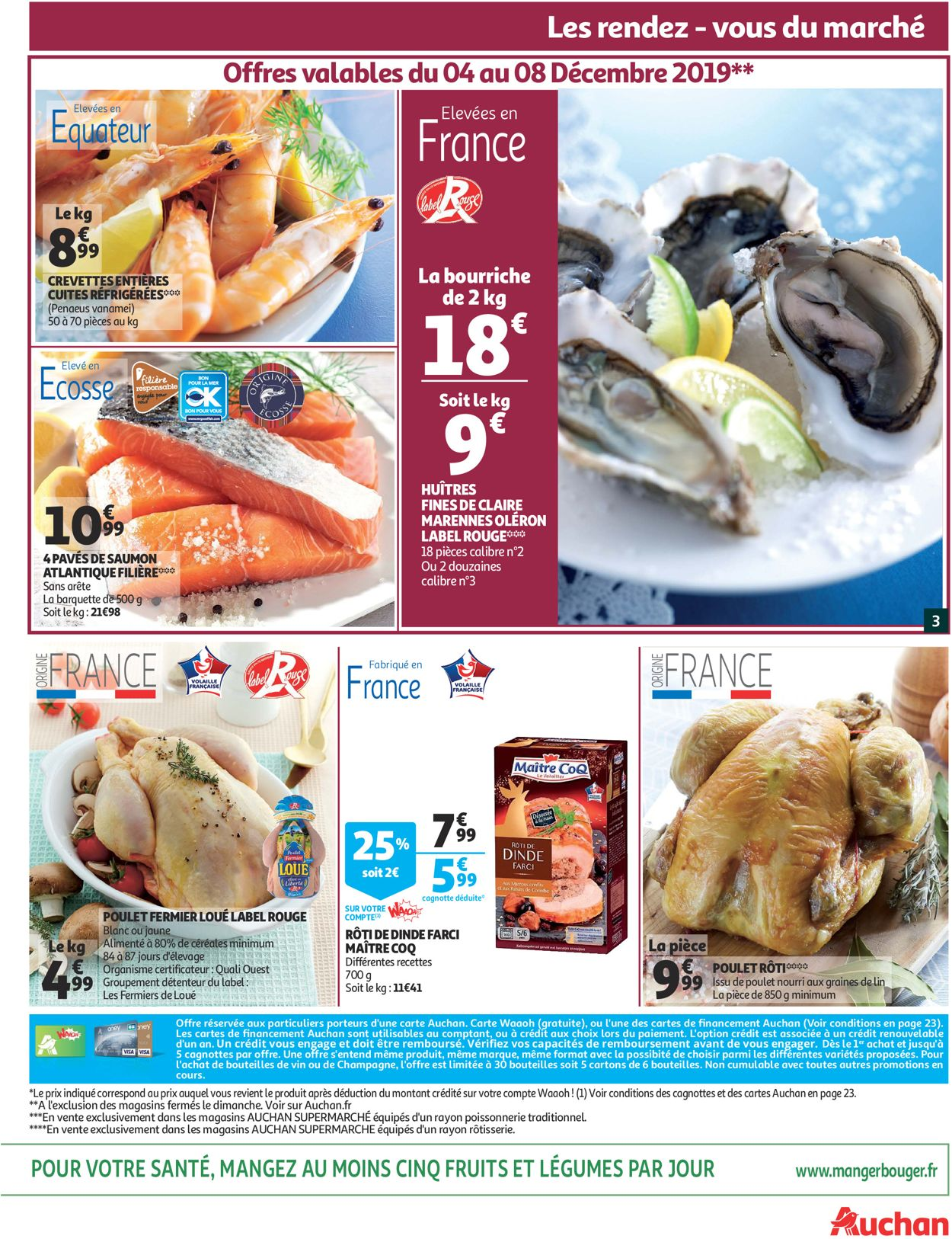 Auchan Catalogue - 04.12-10.12.2019 (Page 3)
