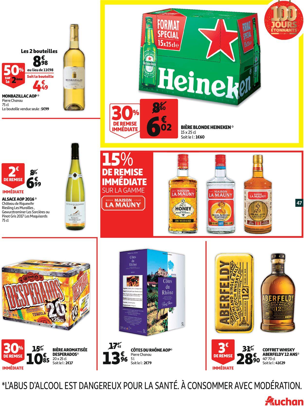 Auchan catalogue de Noël 2019 Catalogue - 18.12-24.12.2019 (Page 49)