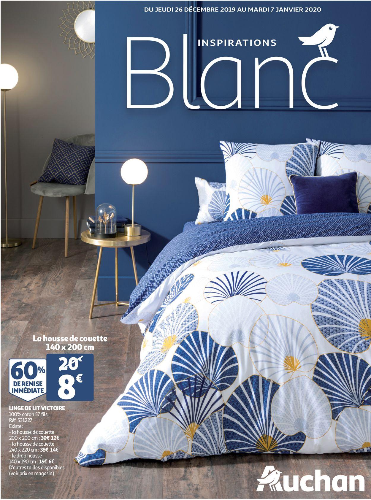 Auchan Catalogue - 26.12-07.01.2020