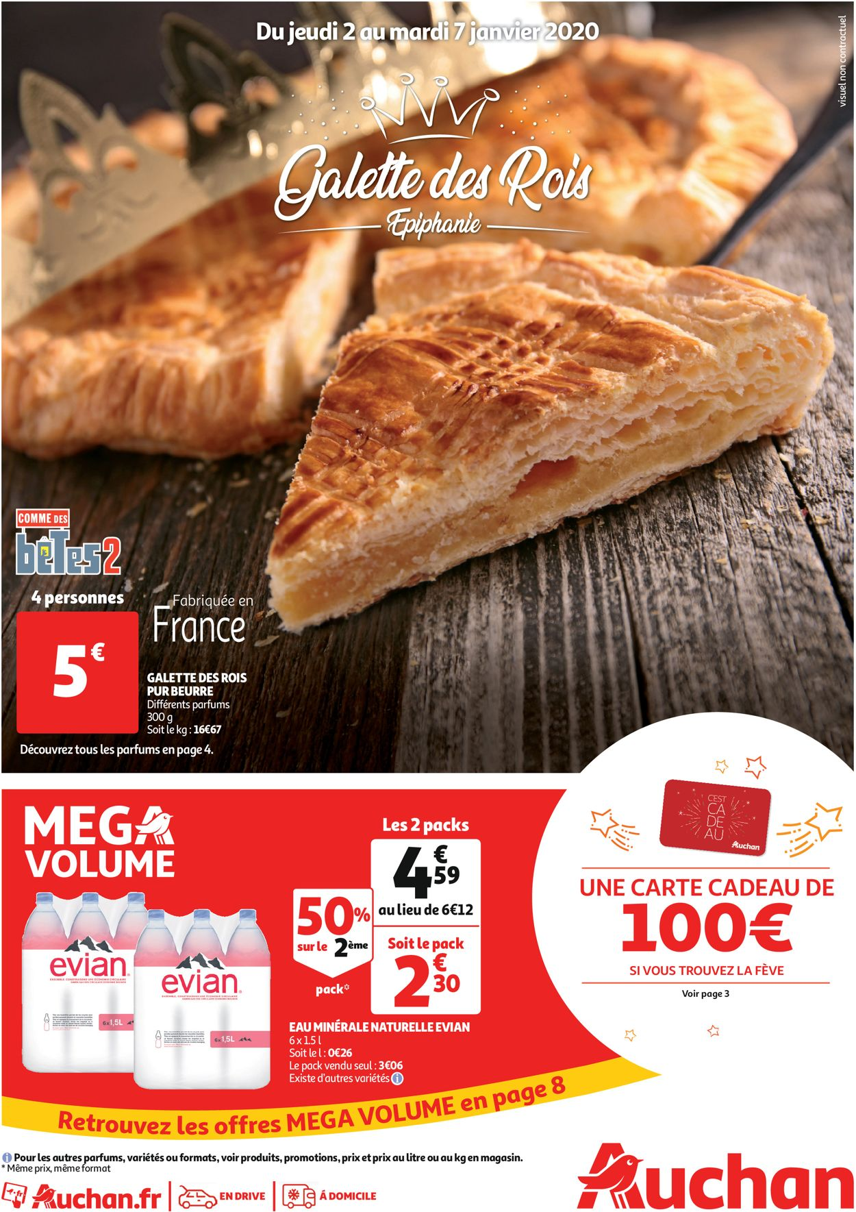 Auchan Catalogue - 02.01-07.01.2020