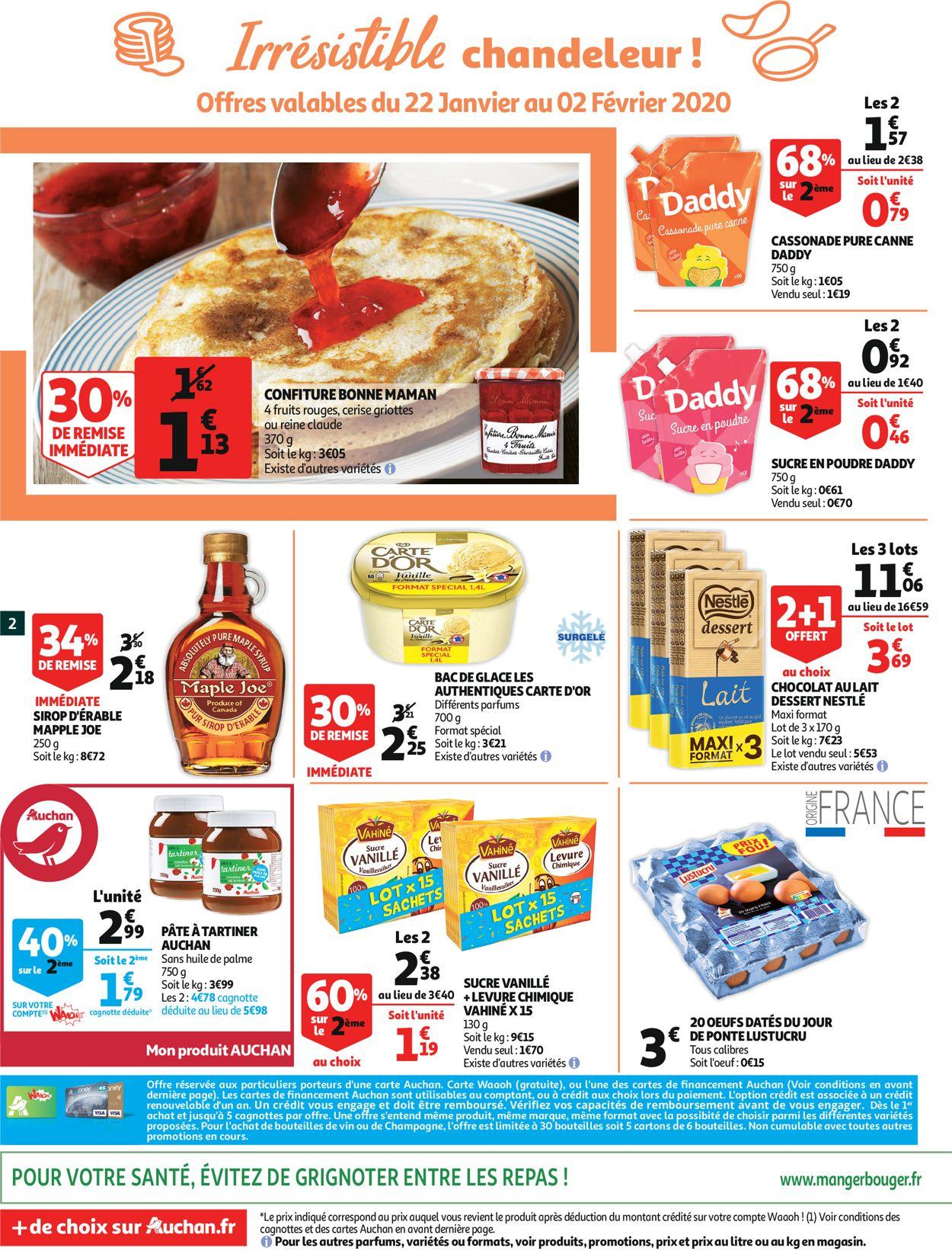 Auchan Catalogue - 22.01-28.01.2020 (Page 2)