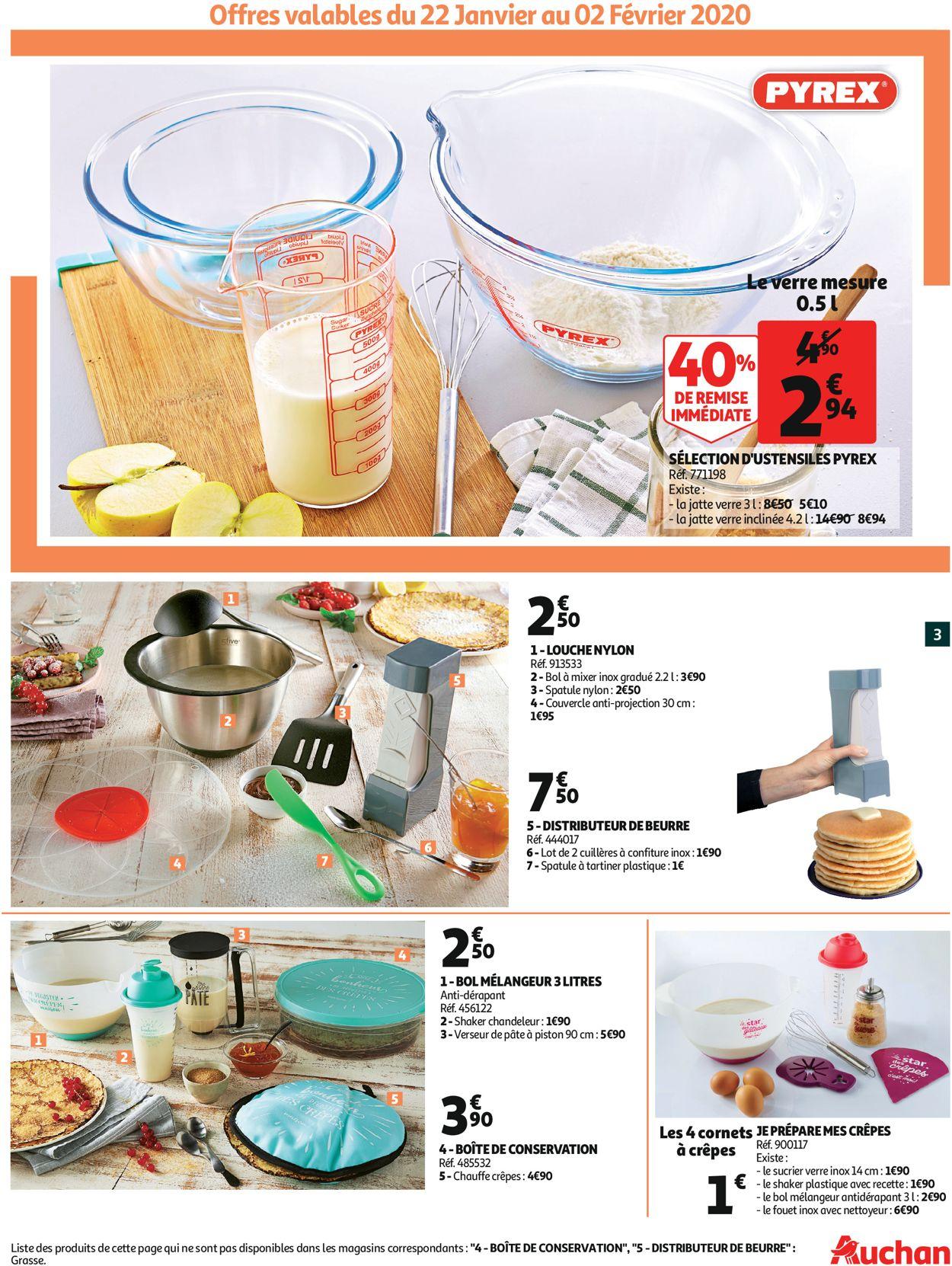 Auchan Catalogue - 22.01-28.01.2020 (Page 3)