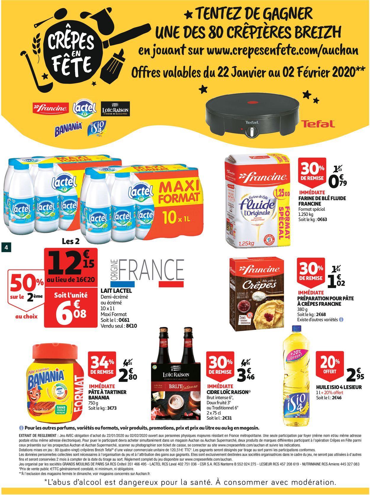 Auchan Catalogue - 22.01-28.01.2020 (Page 4)
