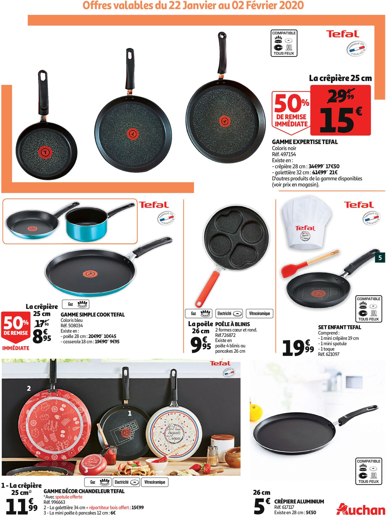 Auchan Catalogue - 22.01-28.01.2020 (Page 5)