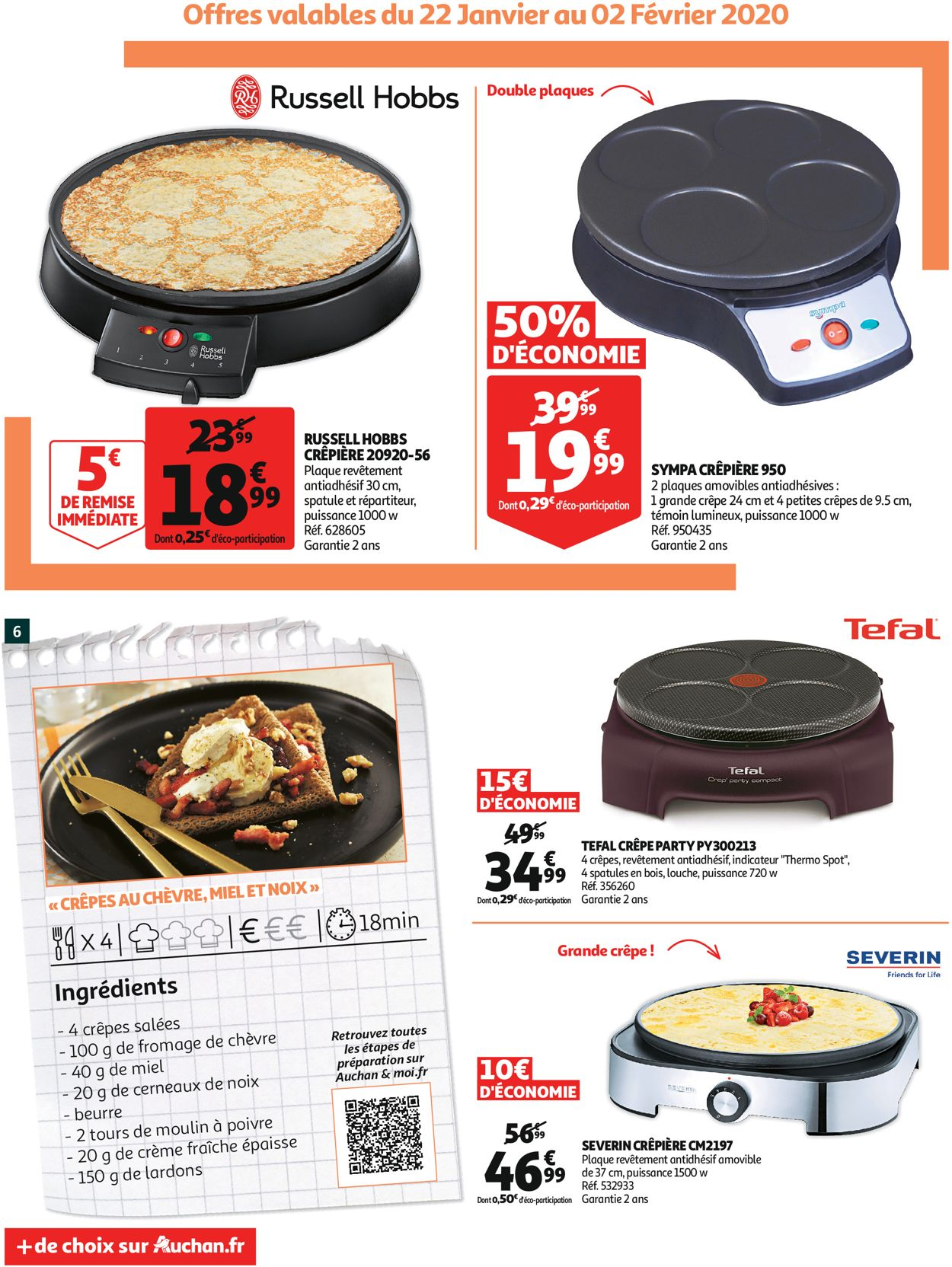 Auchan Catalogue - 22.01-28.01.2020 (Page 6)