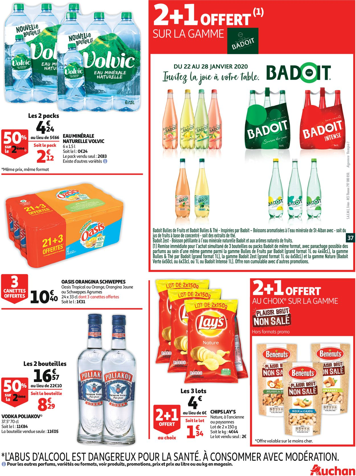 Auchan Catalogue - 22.01-28.01.2020 (Page 37)
