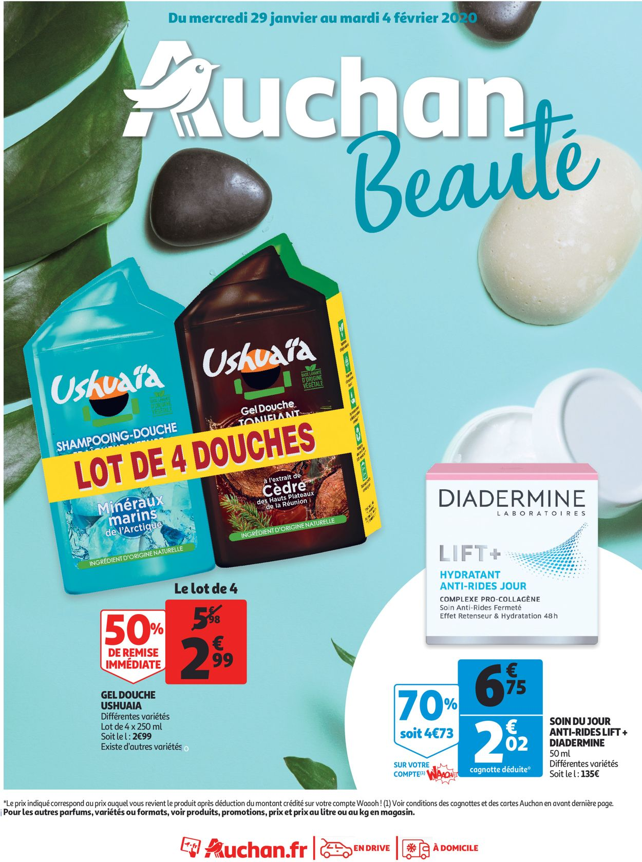 Auchan Catalogue - 29.01-04.02.2020