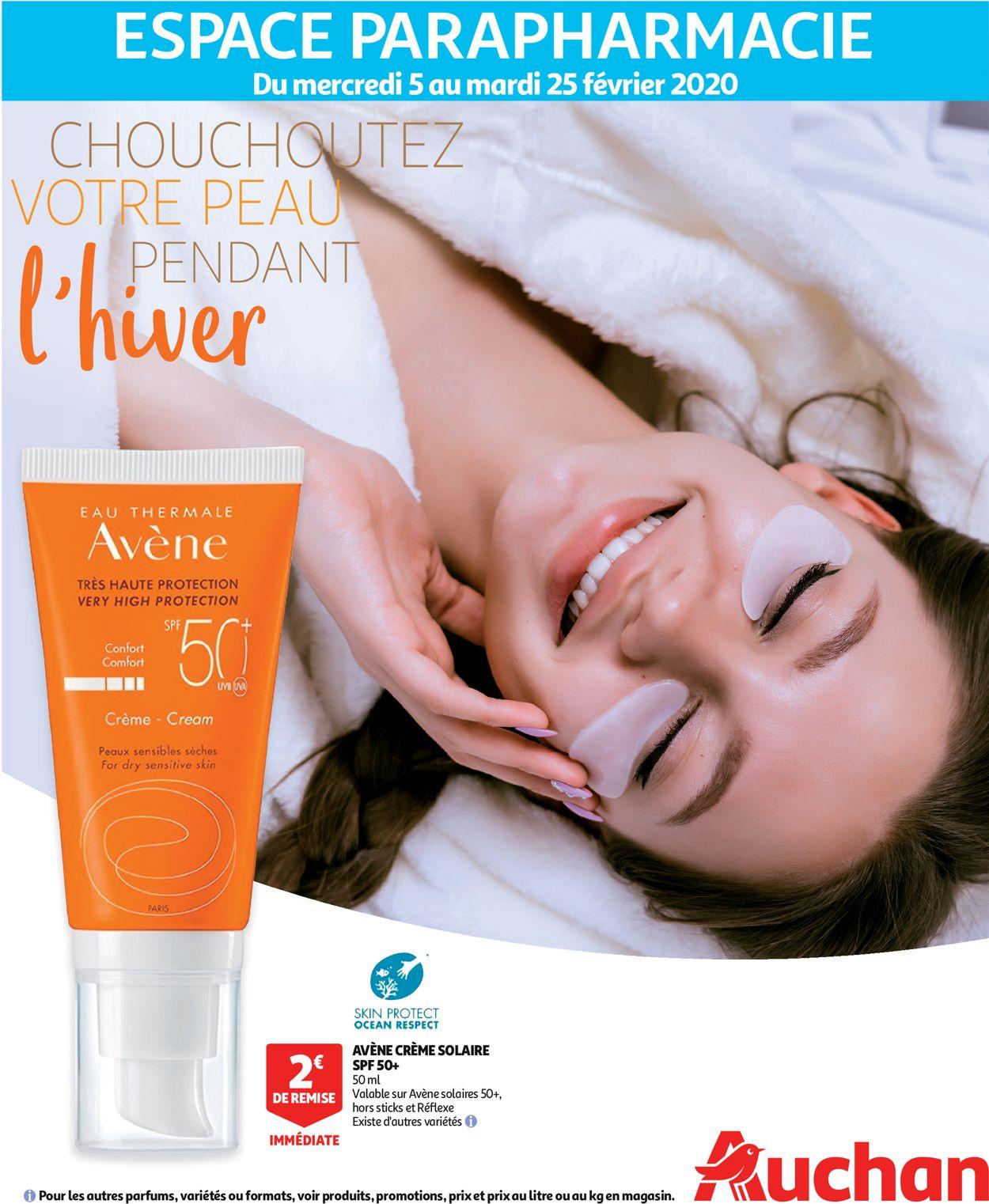 Auchan Catalogue - 05.02-25.02.2020