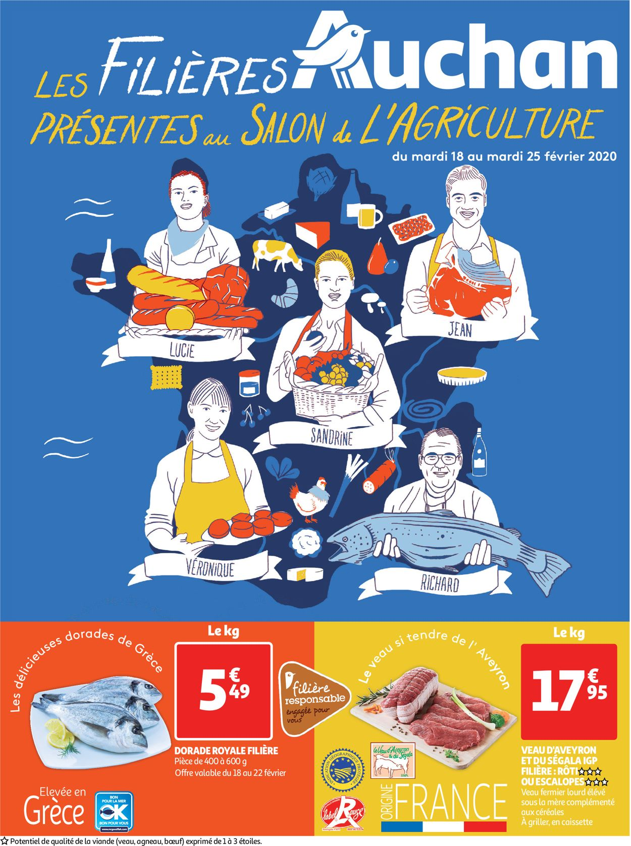 Auchan Catalogue - 18.02-25.02.2020