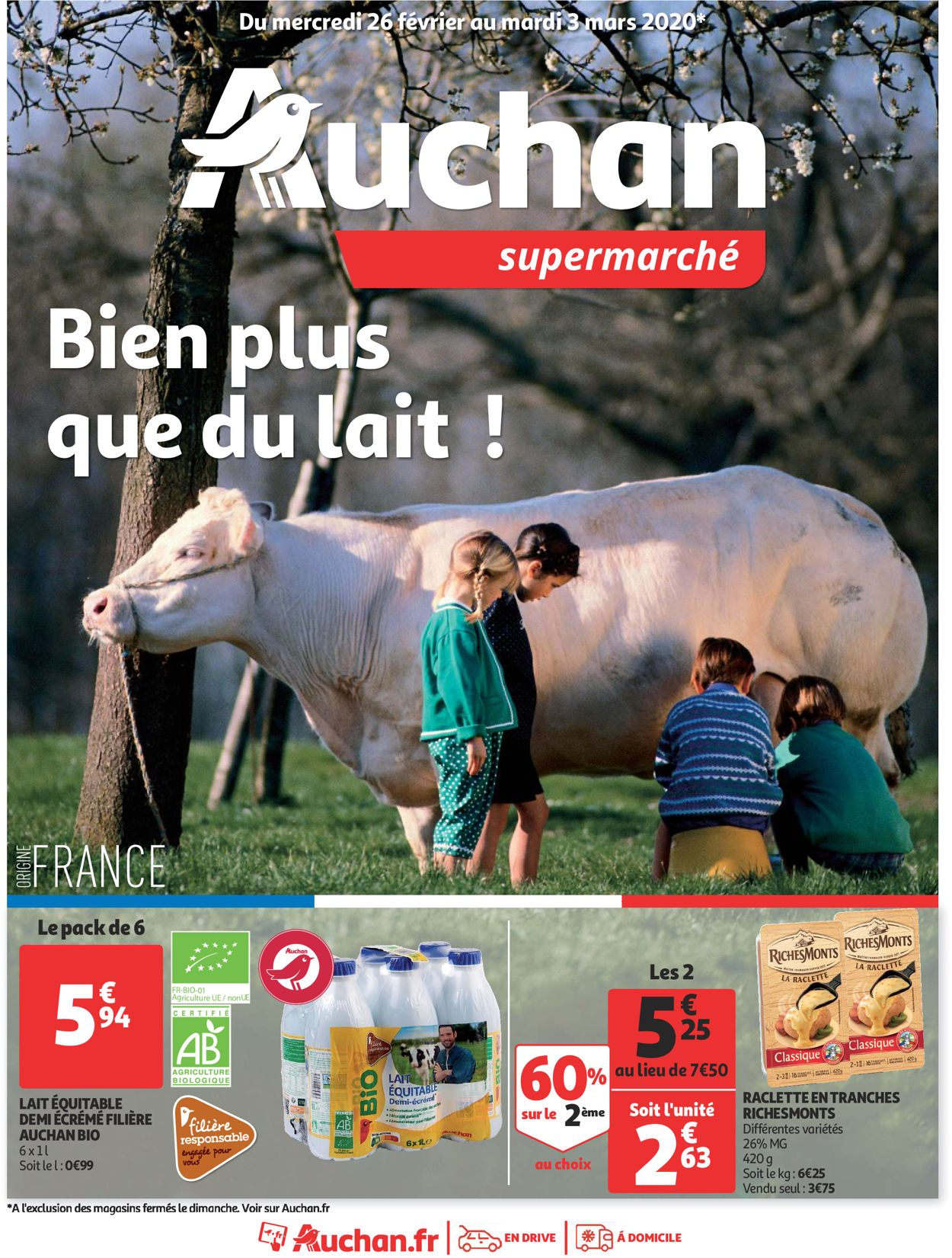 Auchan Catalogue - 26.02-03.03.2020
