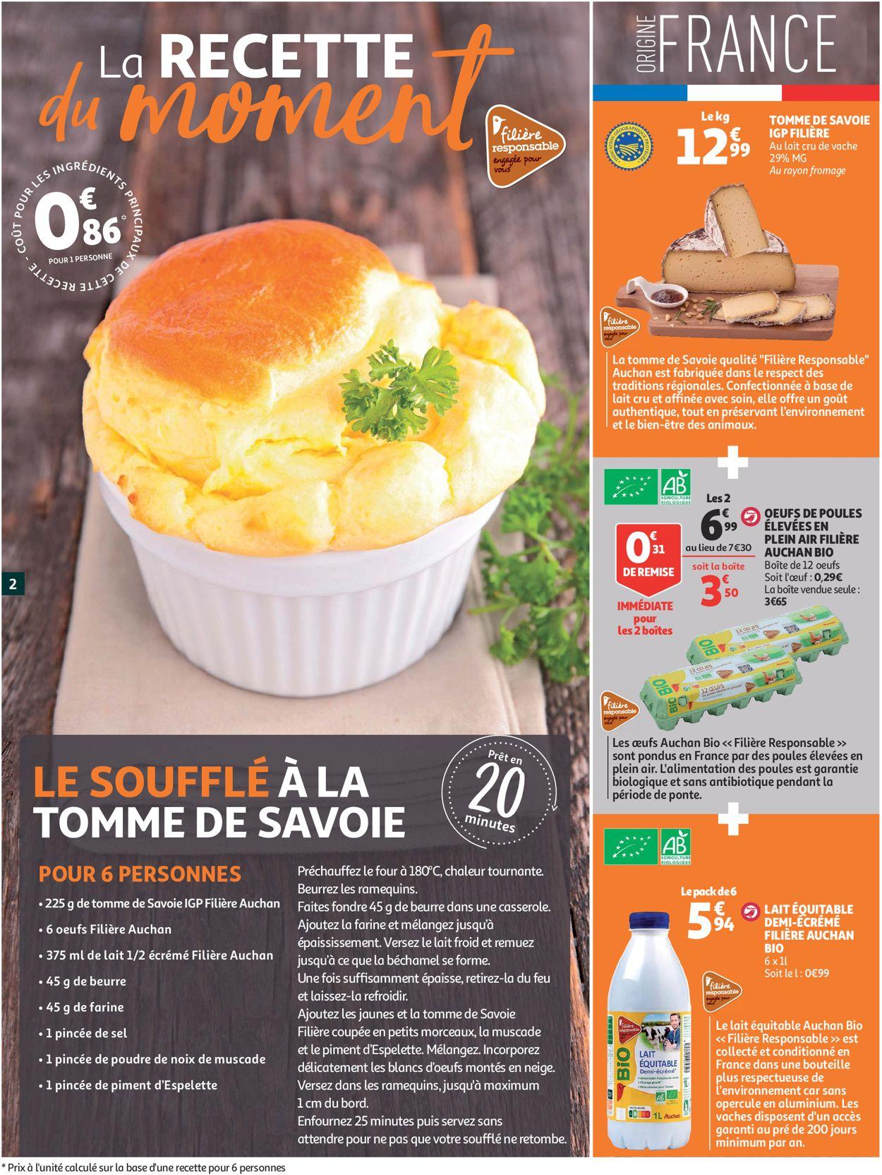 Auchan Catalogue - 26.02-03.03.2020 (Page 2)