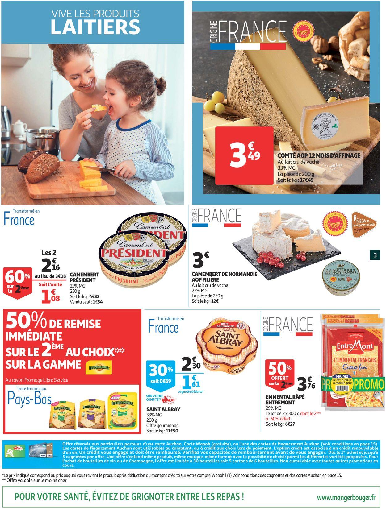 Auchan Catalogue - 26.02-03.03.2020 (Page 3)