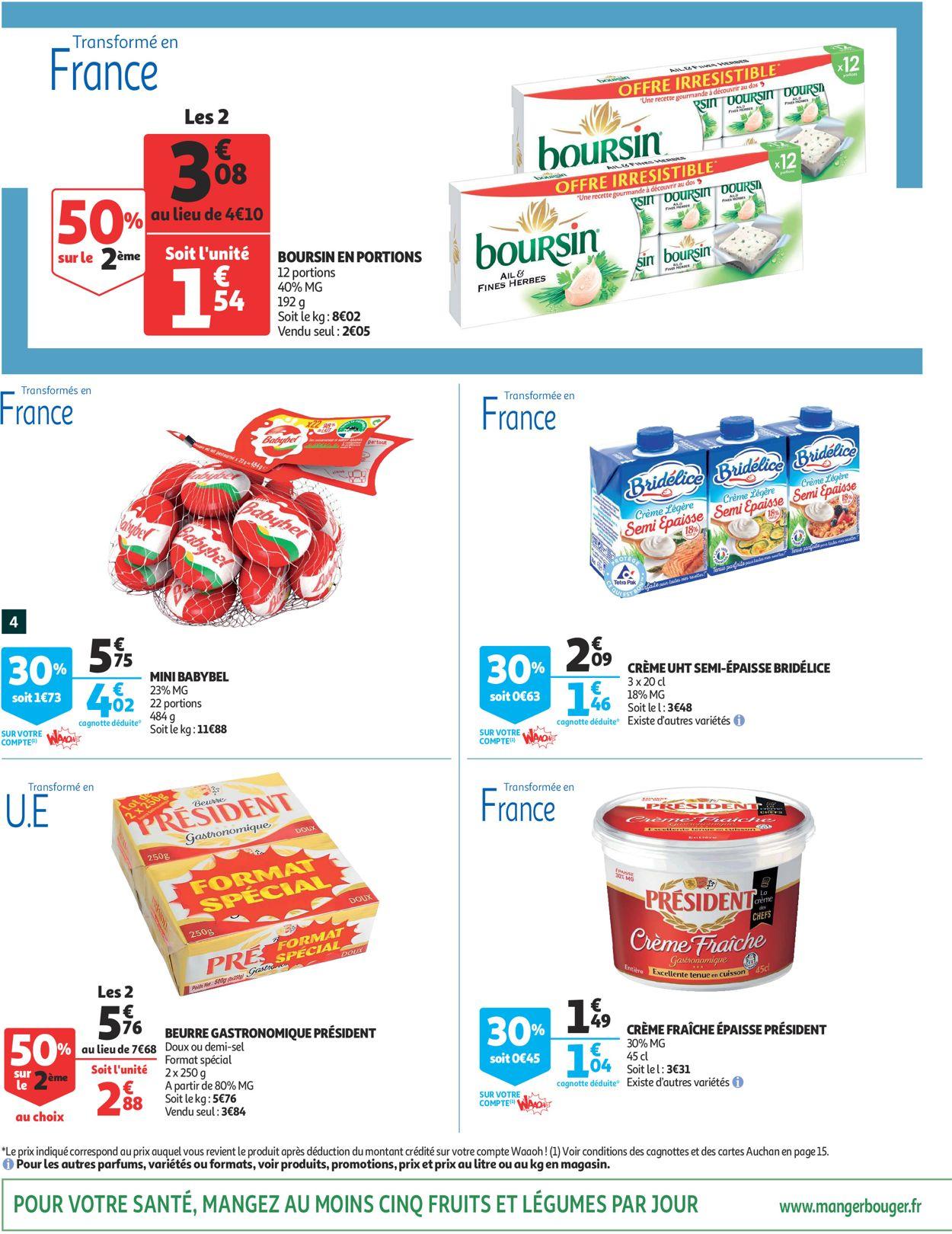 Auchan Catalogue - 26.02-03.03.2020 (Page 4)