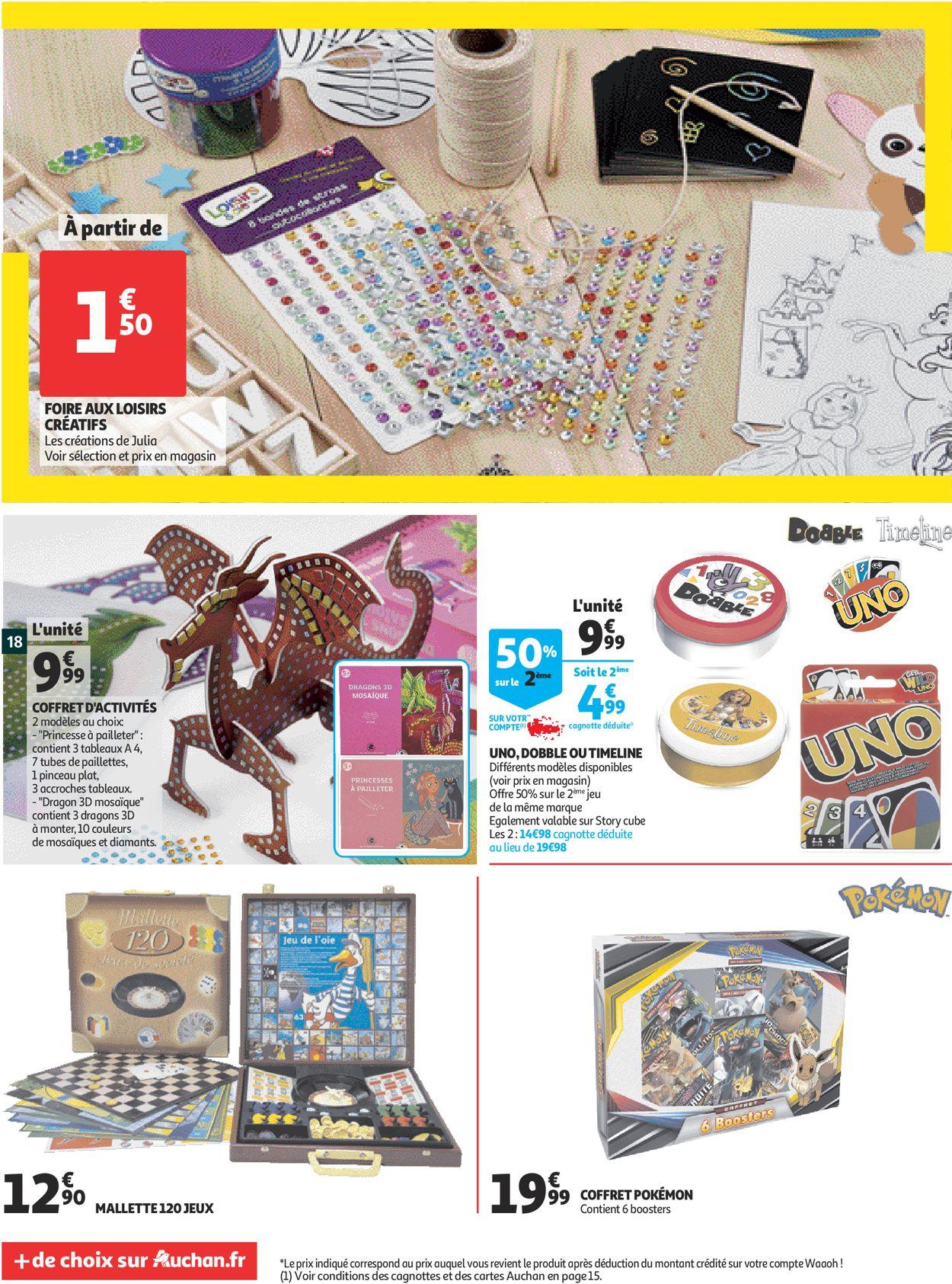 Auchan Catalogue - 26.02-03.03.2020 (Page 18)