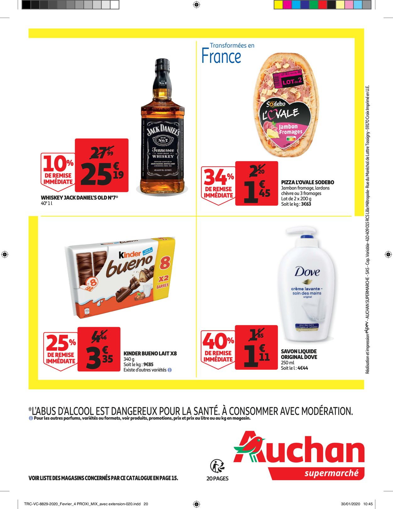 Auchan Catalogue - 26.02-03.03.2020 (Page 20)