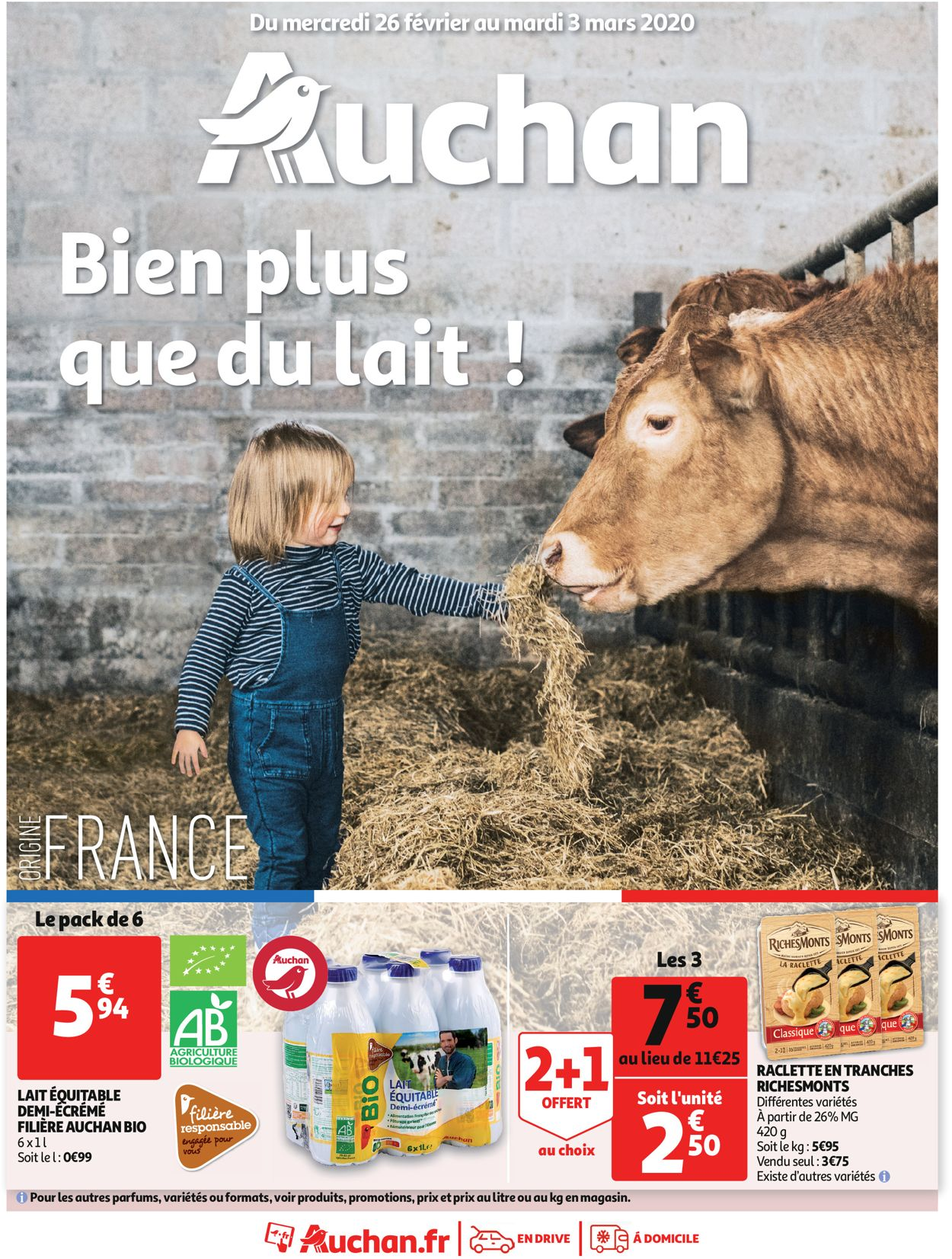 Auchan Catalogue - 26.02-03.03.2020