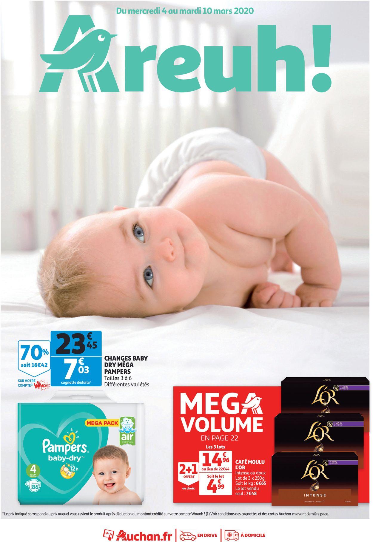 Auchan Catalogue - 04.03-10.03.2020