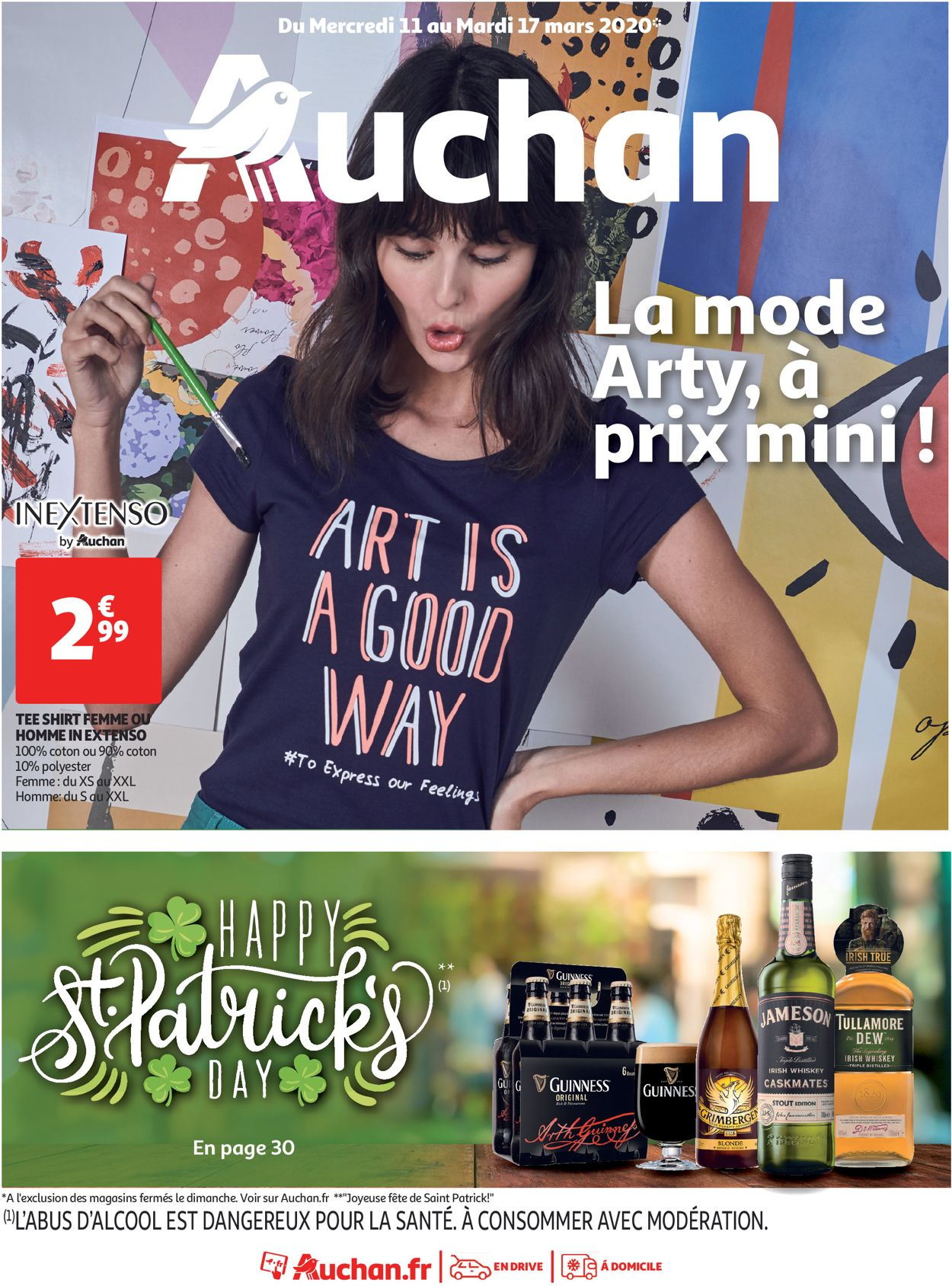 Auchan Catalogue - 11.03-17.03.2020