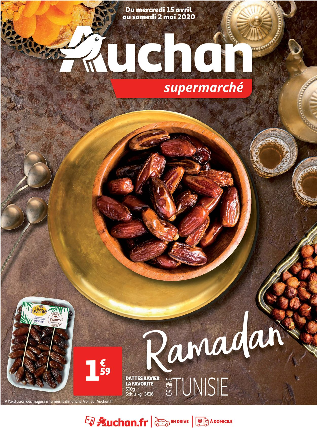 Auchan Catalogue - 15.04-02.05.2020