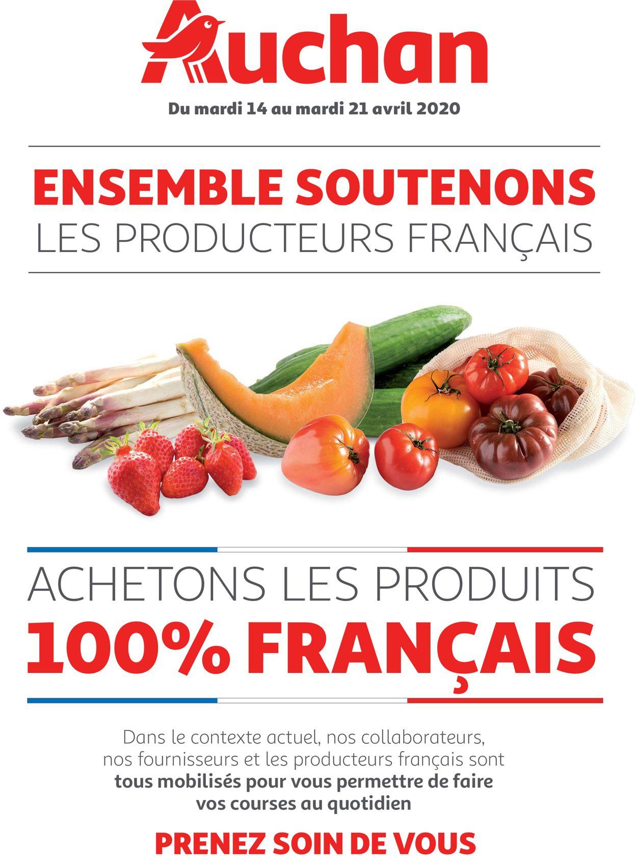 Auchan Catalogue - 14.04-21.04.2020